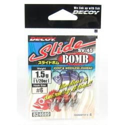 Decoy SV 45 Slide Bomb