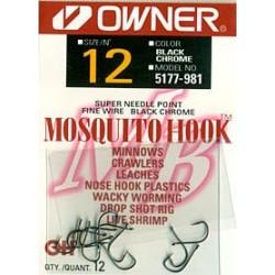 Kabliukai OWNER Mosquito hook