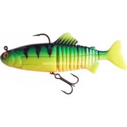 Guminis masalas Fox Rage Replicant Jointed 18cm 80gr.