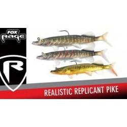Guminis masalas FOX Rage Replicant® Realistic Pike 20cm 95g
