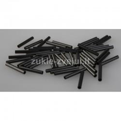 Gilzės Savagear Wire Crimps Black S 1.0mm 50pcs