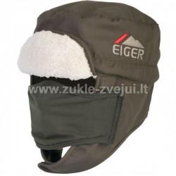 Žieminė kepurė Eiger Polar Hat Green