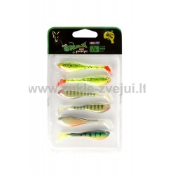 Guminukai FOX Rage Micro Fly x 6vnt. Mixed
