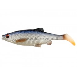 Guminukas SG 3D LB Roach Paddle Tail 10cm 10g, 3vnt.