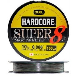 Valas Duel PE Hardcore SUPER 8 150YDS 135m