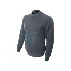 Flisinis džempris Graff 818-S-P