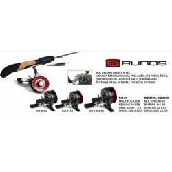 Ritė žieminė RUNOS ICE 81 S