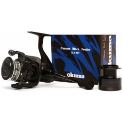 Ritė Okuma Custom Black...