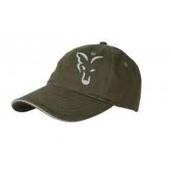 Kepurė FOX Green & Silver...