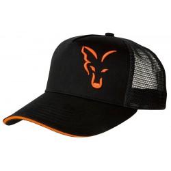 Kepurė FOX Fox Black &...