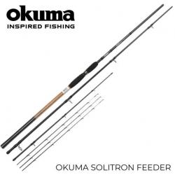 Okuma Solitron Feeder 3,30m...