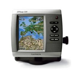 Echolotas GARMIN GPSMAP 520