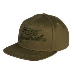 Kepurė FOX Khaki Flat peak...